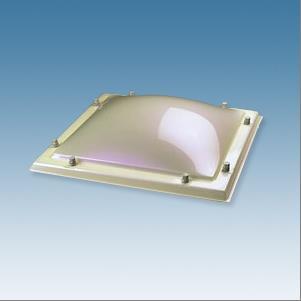 Heatstop lichtkoepels